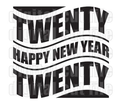 happy new year twenty twenty