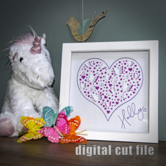 Download Valentine Cutting File Kwd014 Image