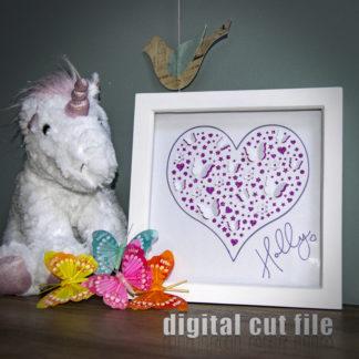 Download Valentine Cutting File Kwd014 Image